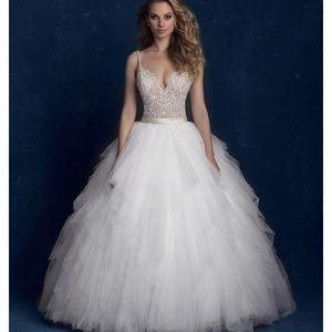 ALLURE BRIDAL 9425L